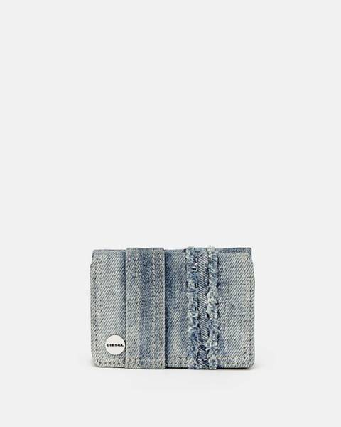 Modrá peňaženka Diesel