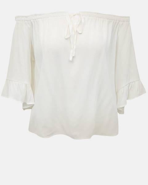 Biele tričko Alcott