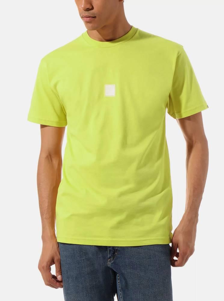 Vans Žlté pánske tričko VANS