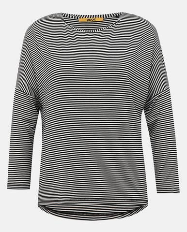 Čierne tričko zoot baseline