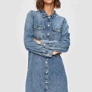 Levi's - Rifľové šaty