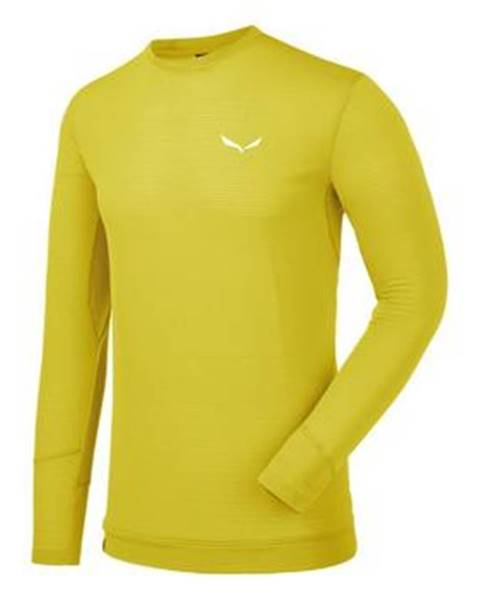 Žlté tričko Salewa