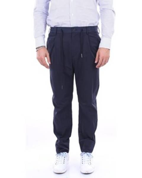 Modré nohavice Tagliatore