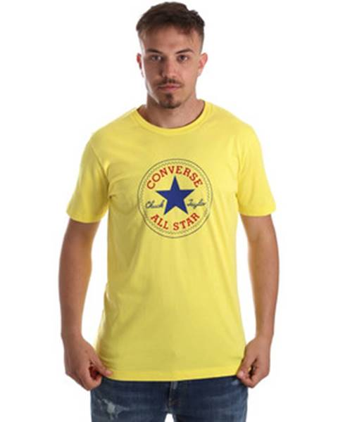 Žlté tričko Converse