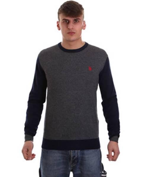 Viacfarebný sveter U.S Polo Assn.