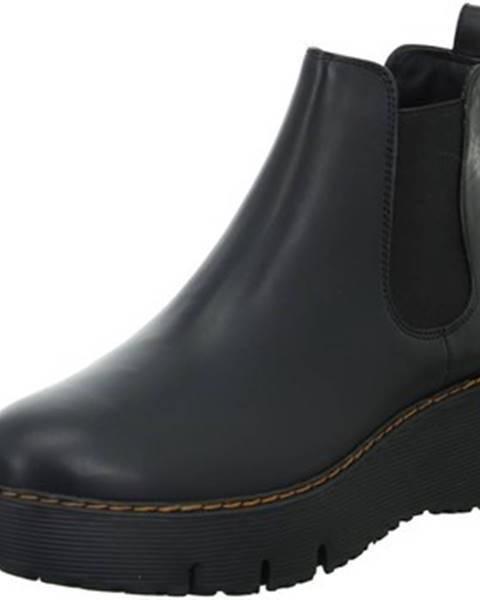 Čierne topánky Paul Green