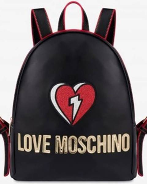 Viacfarebný batoh Love Moschino