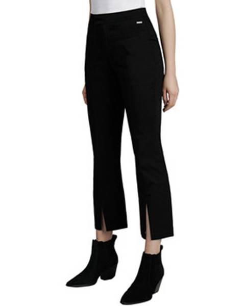 Čierne chino nohavice Pepe jeans