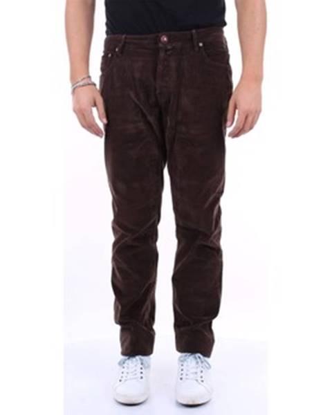 Viacfarebné nohavice Jacob Cohen