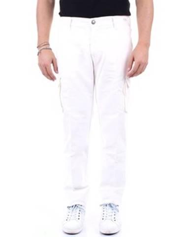 Béžové nohavice Jacob Cohen