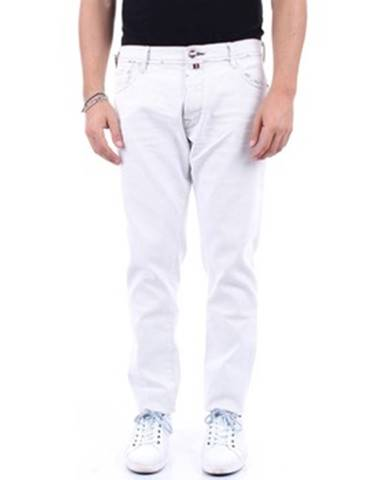 Biele nohavice Jacob Cohen