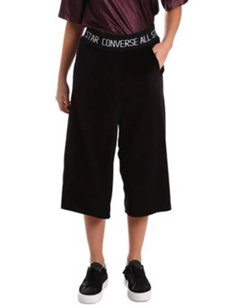Čierne nohavice Converse