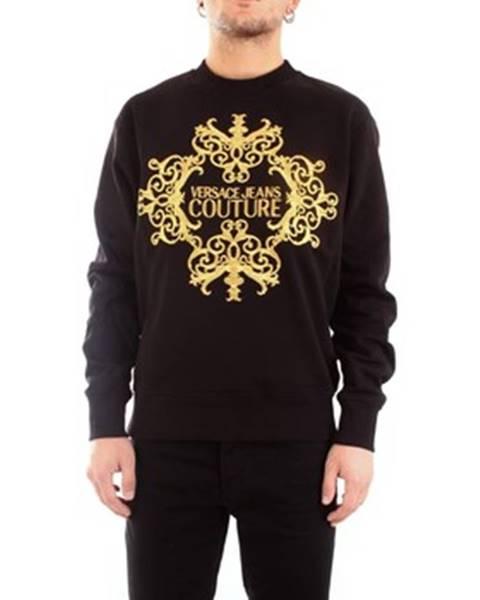 Čierny sveter Versace