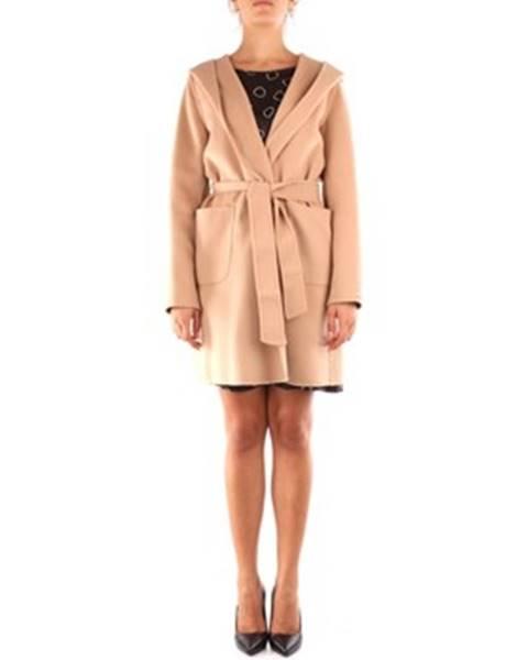 Béžový kabát Emme Marella