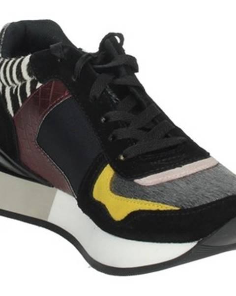 Čierne tenisky Gioseppo