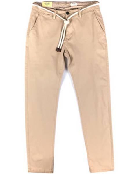 Béžové nohavice Impure