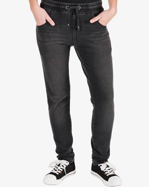 Čierne nohavice SAM 73