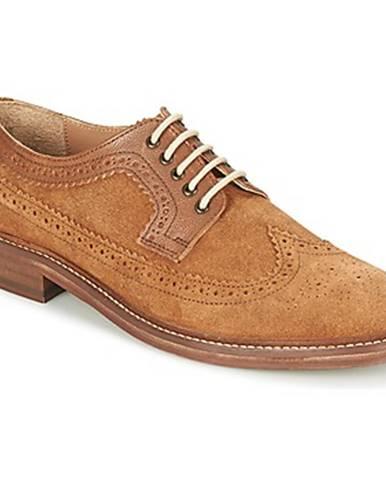 Hnedé topánky Ben Sherman