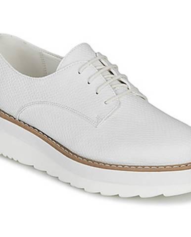 Biele topánky Xti