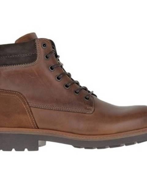 Hnedé topánky Tommy Hilfiger