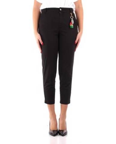 Čierne nohavice Guess