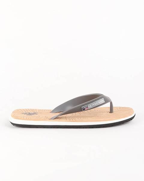 Farebné sandále U.S. Polo Assn
