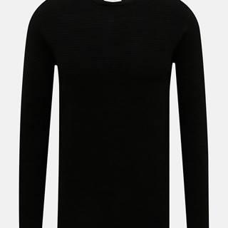 Čierny pánsky sveter Redefined Rebel