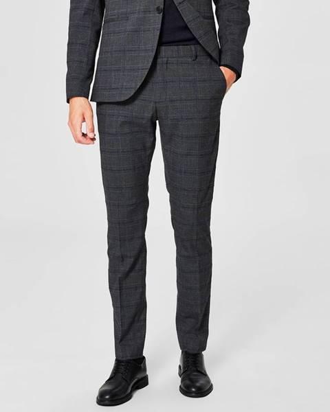 Sivý oblek Selected Homme