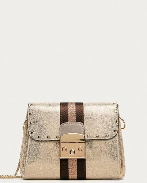 Zlatá kabelka Morgan