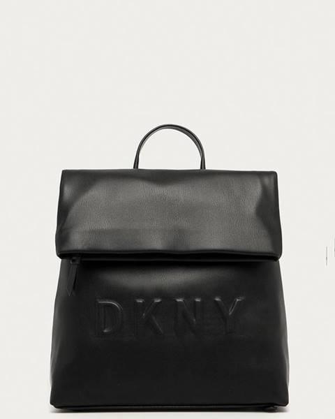 Čierny batoh DKNY