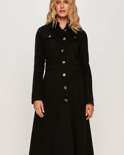 Čierny kabát Sportmax Code