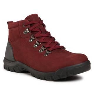 Šnurovacia obuv GO SOFT MI07-A988-A818-10 koža(useň) zamšová