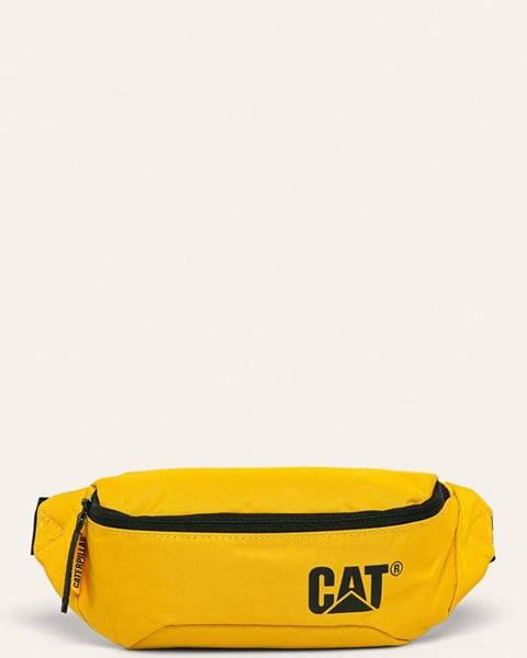 Žltý batoh Caterpillar