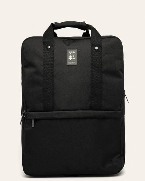 Čierny batoh Lefrik