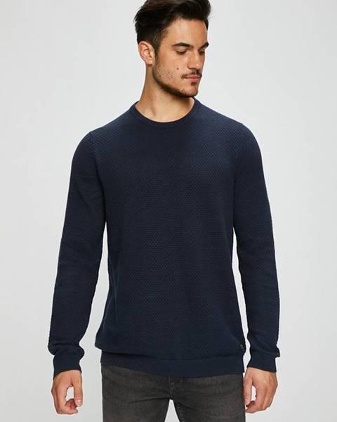 Tmavomodrý sveter PRODUKT by Jack & Jones