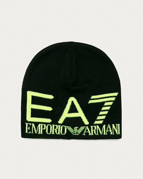 Viacfarebná čiapka EA7 Emporio Armani