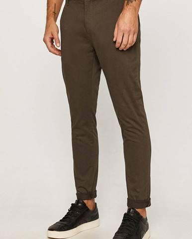 Zelené nohavice Tailored & Originals