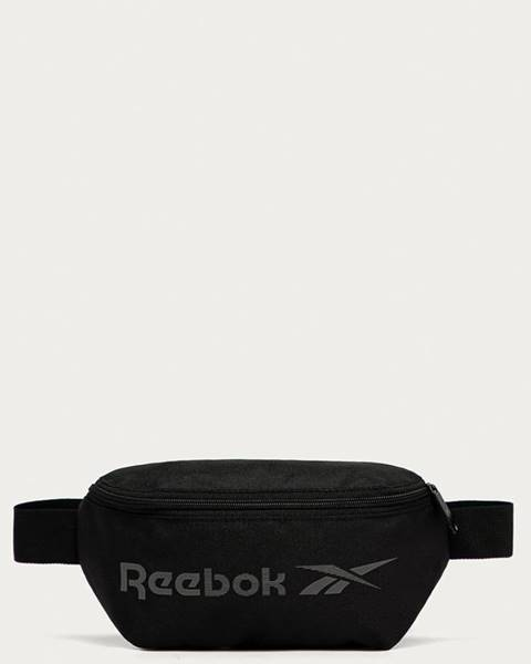 Čierny batoh Reebok