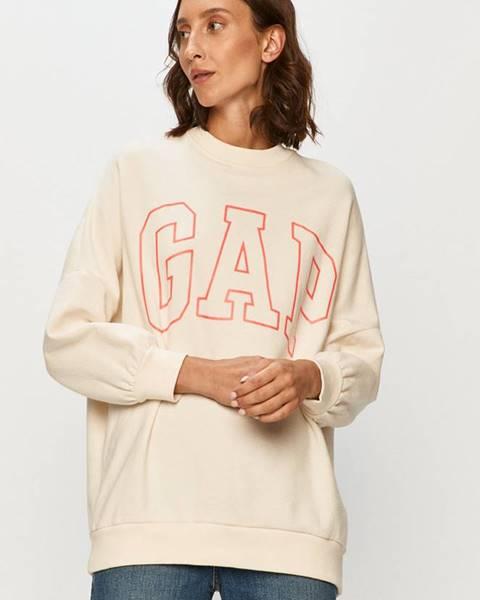Biela mikina Gap