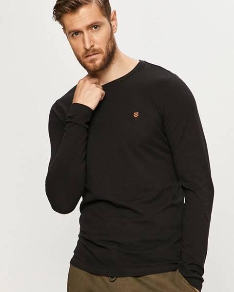 Čierne tričko Premium by Jack&Jones