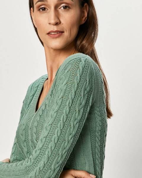 Zelený sveter TALLY WEiJL