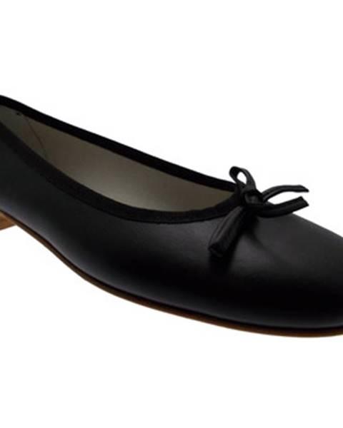 Čierne balerínky Calzaturificio R.p