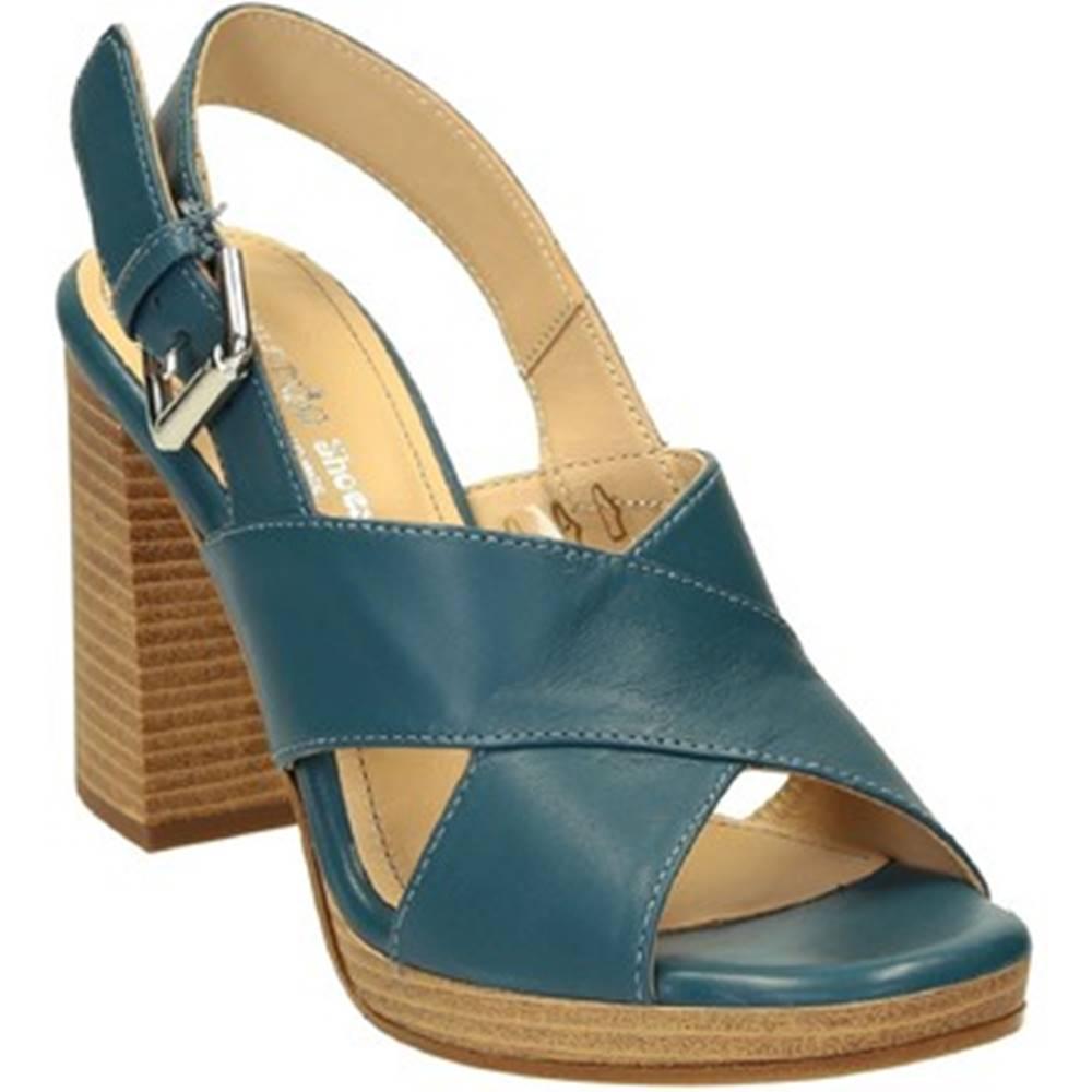 Leonardo Shoes Sandále  1501/1 GUANTINO JEANS
