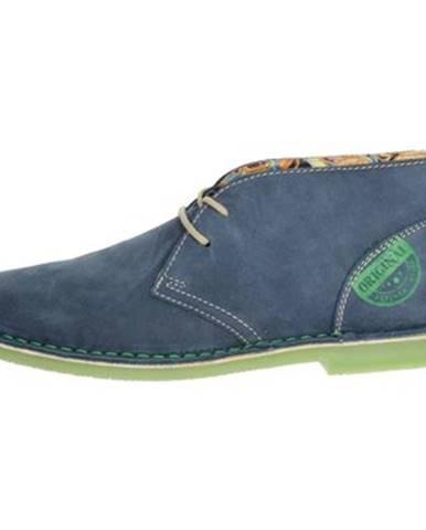 Modré topánky Zen