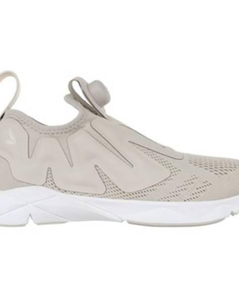Béžové topánky Reebok Sport