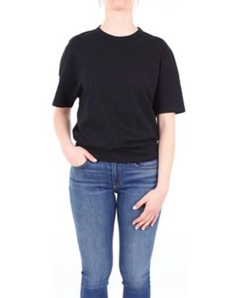 Čierne tričko Krizia