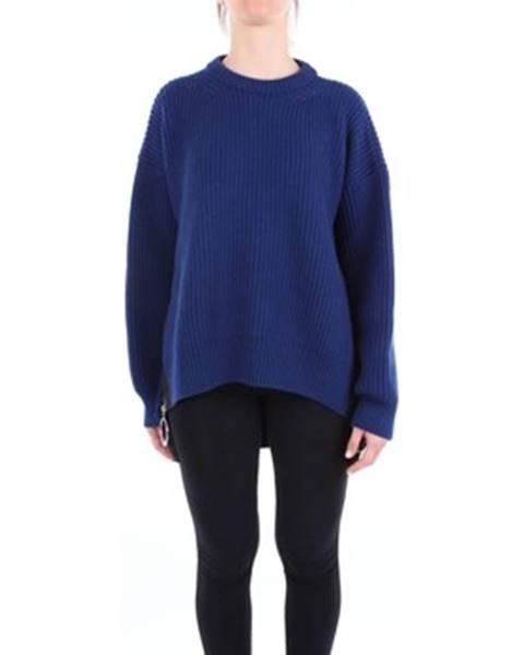 Modrý sveter Paco Rabanne