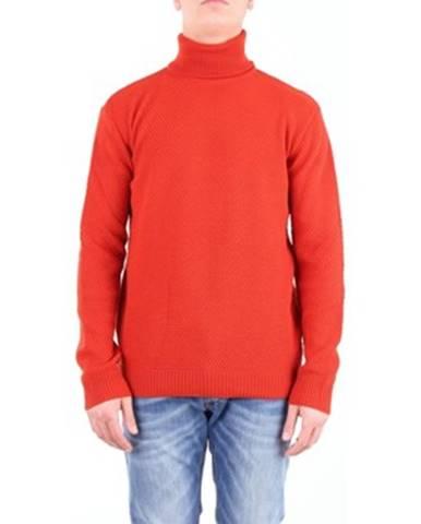 Oranžový sveter Michael Kurrier