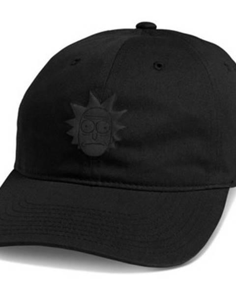 Čierna čiapka Primitive
