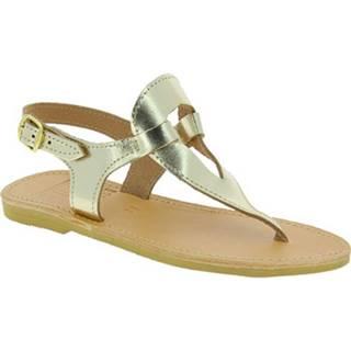 Sandále Attica Sandals  ARTEMIS CALF GOLD